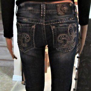 "Miss Me Jeans 27"" Waist Skinny"
